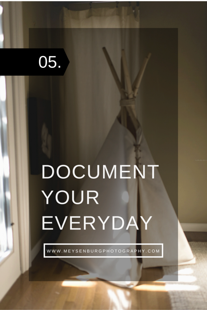 Document Your Everyday