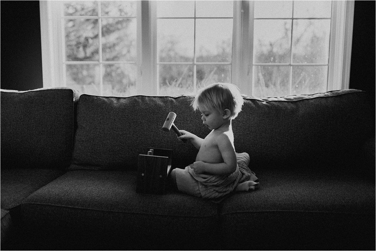 Playing at Home by Bethany Meysenburg