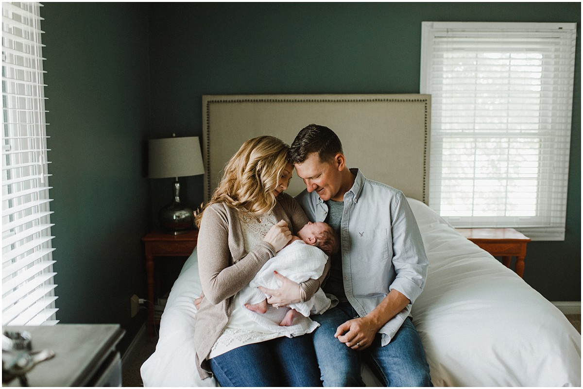 Meysenburg photography, lifestyle newborn photography