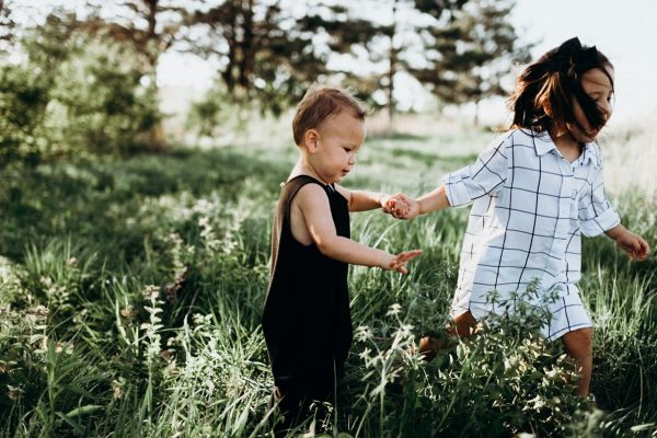 Grassy Meadow Family Session