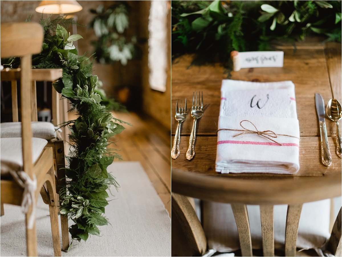 Table Decor for Prairiewood Vow Renewal Manhattan KS by Bethany Meysenburg